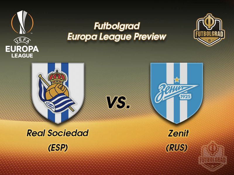 Real Sociedad vs Zenit – Europa League – Preview