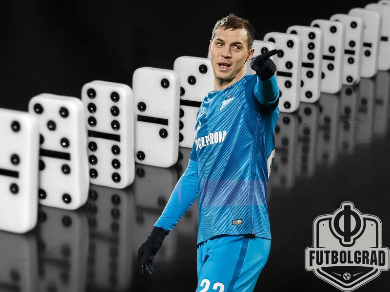 Artem Dzyuba – Will the Dominoes Fall in his Favour?