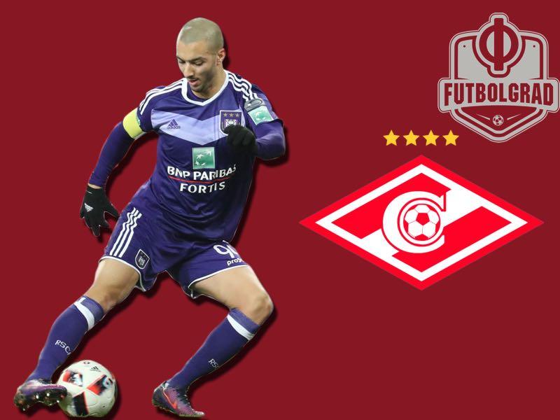 Sofiane Hanni – Spartak's Latest Signing Introduced