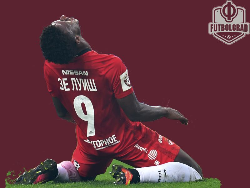 Ze Luis – What is Next for the Spartak Striker?