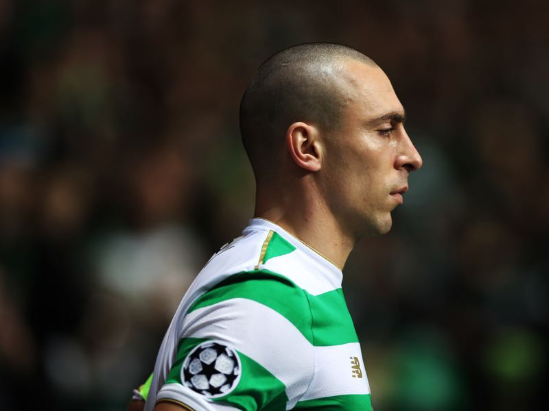 Scott Brown will be Celtic's key player. (Photo by Ian MacNicol/Getty Images)