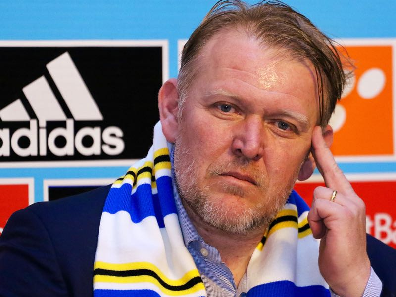 Robert Prosinečki could find it increasingly difficult to recruit from the Bosnian expat community. (ELVIS BARUKCIC/AFP/Getty Images)