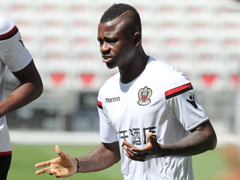 Jean Michael Seri is Nice's player to watch. VALERY HACHE/AFP/Getty Images)