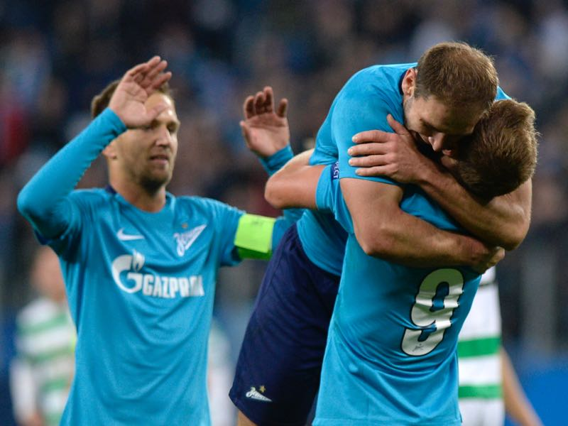 Zenit vs Celtic – Europa League – Match Report