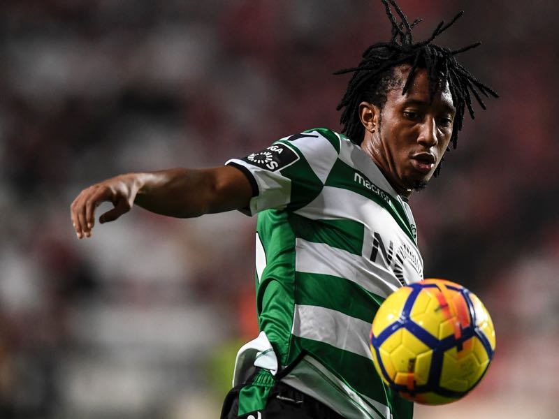 Gelson Martins is Sporting's most interesting prospect. (PATRICIA DE MELO MOREIRA/AFP/Getty Images)