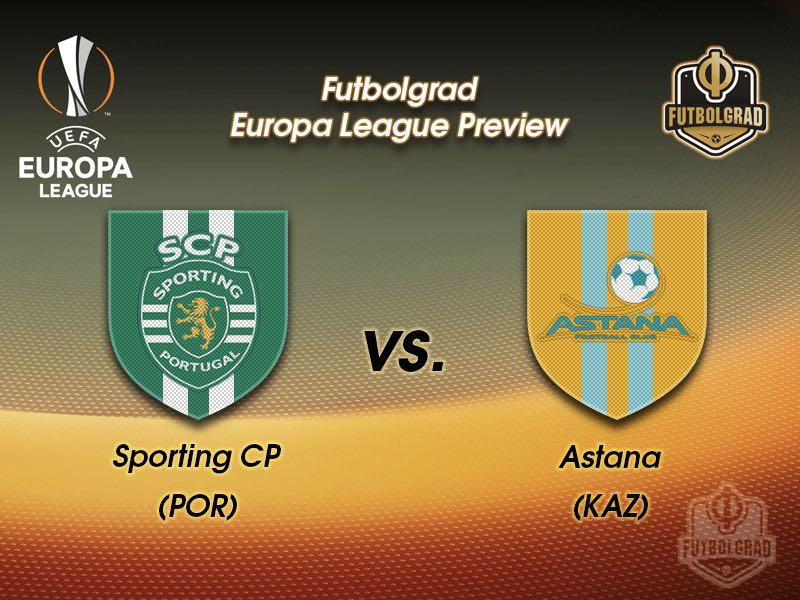 Sporting vs Astana – Europa League – Preview