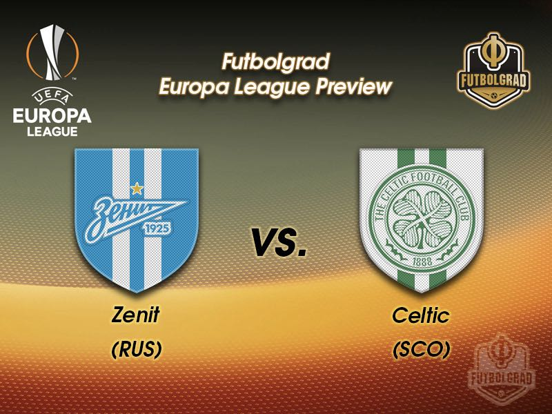 Zenit vs Celtic – Europa League – Preview