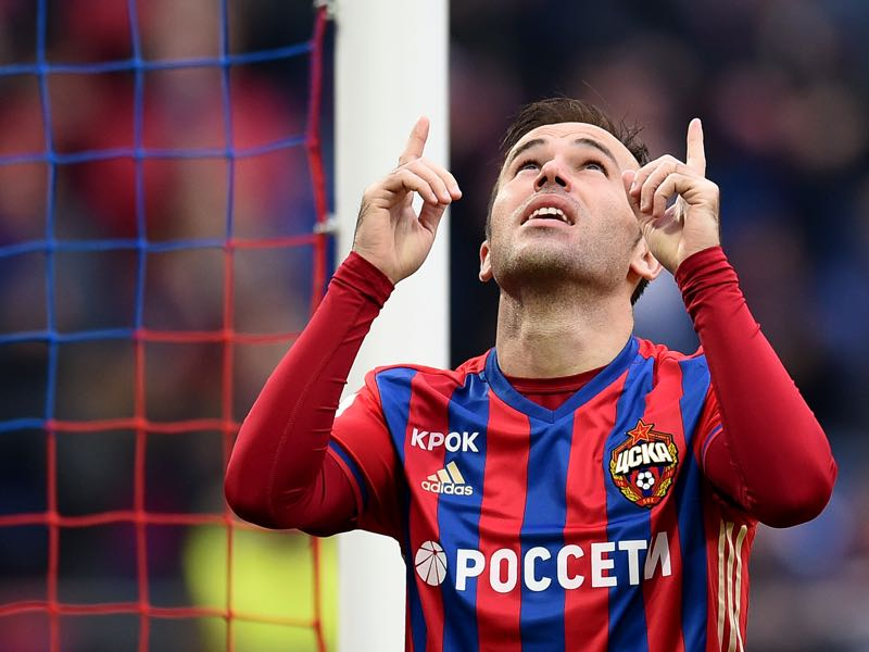 Bibras Natkho will be CSKA's key player. (Photo by Epsilon/Getty Images)