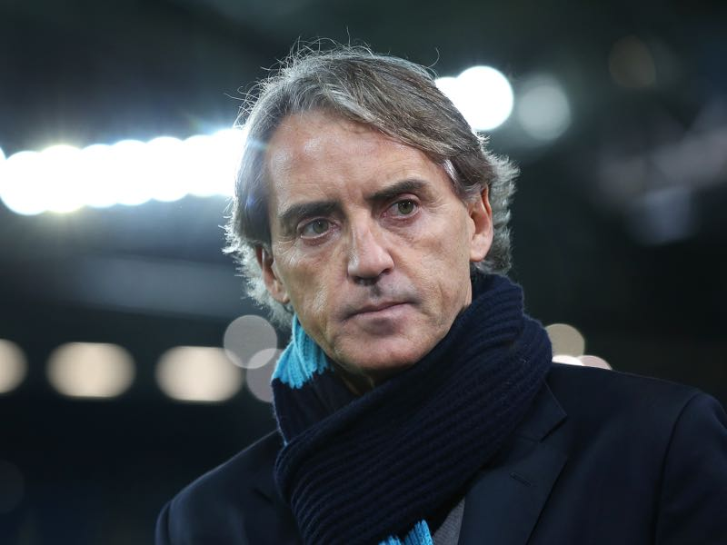 Roberto Mancini was given a significant budget by Zenit's bosses ahead of the season. (Photo by Ronny Hartmann/Bongarts/Getty Images)