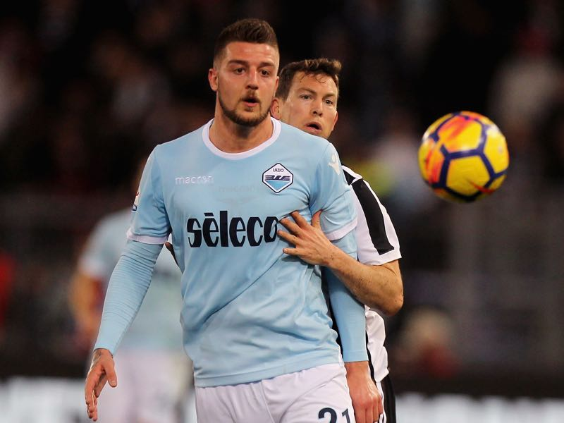 Sergej Milinković-Savić is one of the hottest prospects in Europe at the moment and according to our analysis could be a key player for Serbia at the tournament (Photo by Paolo Bruno/Getty Images)