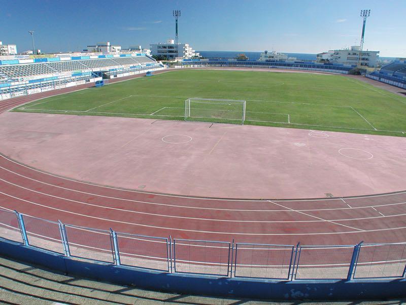 Saudi Arabia vs Ukraine will take place at the Estadio Municipal de Marbella.