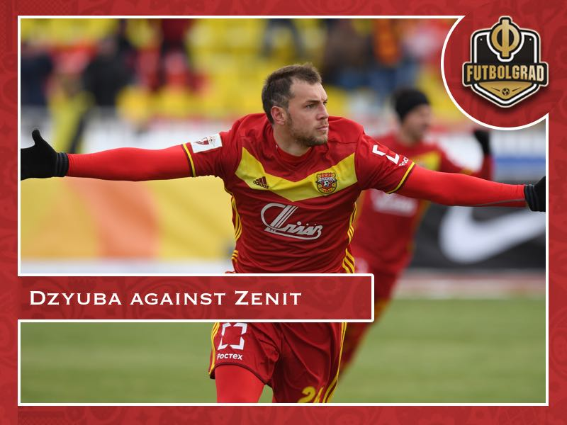 Artem Dzyuba – The goal that absolves the past and questions the future