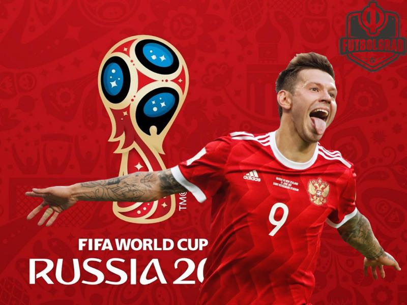Smolov, Dzyuba, Zabolotnyi – Can a Russian challenge for the top scorer title at the World Cup?