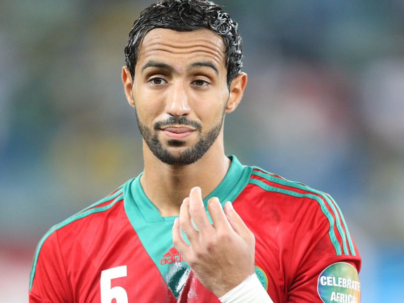 Group B Medhi Benatia is among Morocco's biggest stars (Photo by Steve Haag/Getty Images)