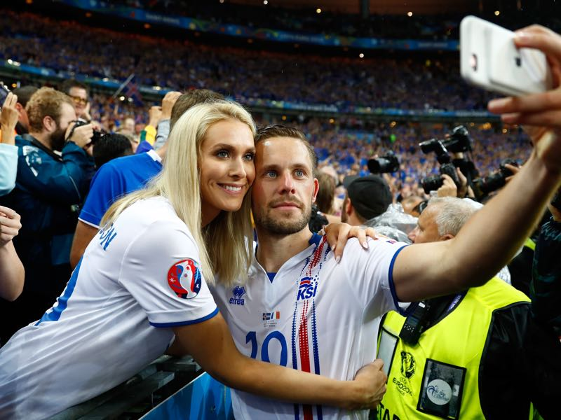 Gylfi Sigurdsson and Iceland hope to once again surprise by emerging from Group D successfully (Photo by Clive Rose/Getty Images)