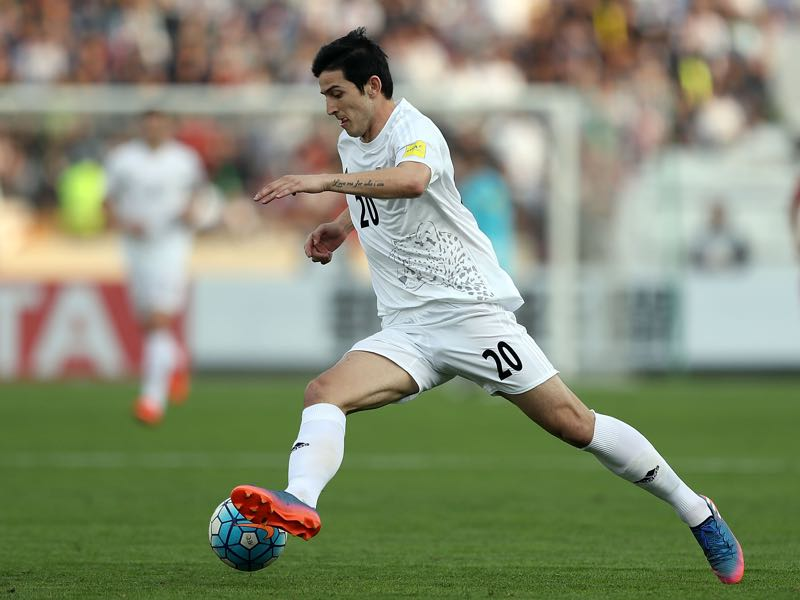 Sardar Azmoun has the experience of playing in Russia (Photo by Amin M. Jamali/Getty Images)