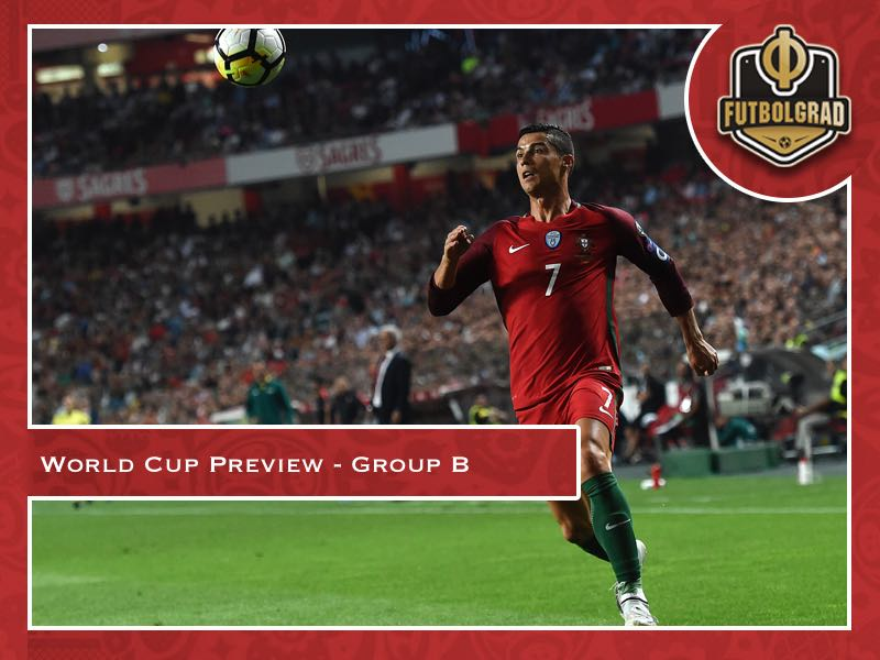 2018 FIFA World Cup – Group B Preview