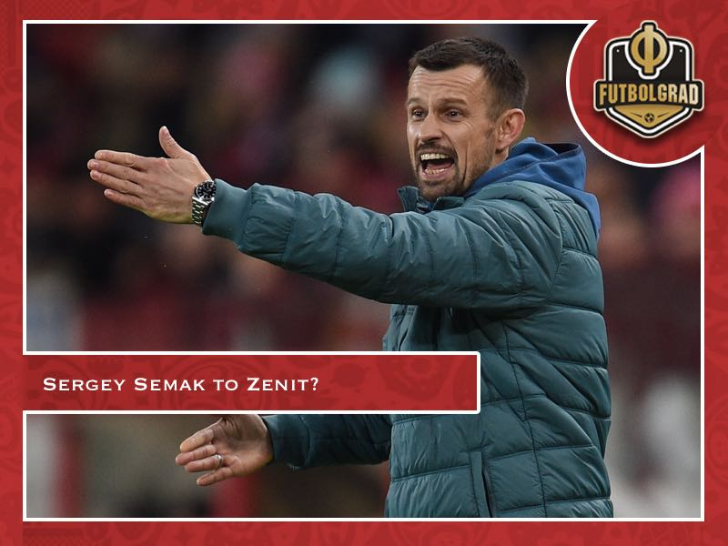 Sergey Semak – Will Zenit appoint the fan favourite?