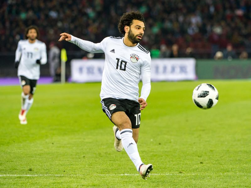 Mohamed Salah is Egypt's biggest star (Photo by Robert Hradil/Getty Images)