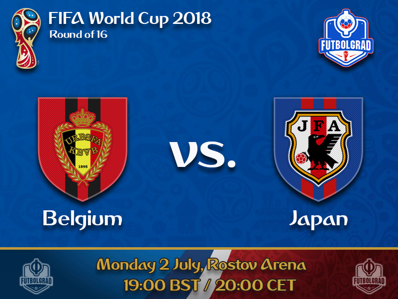 Belgium look to power past Japan to reach the quarterfinals