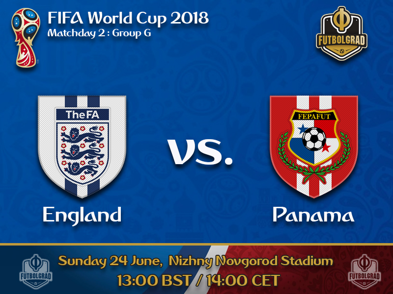 England expects, whilst Panama must pray for an upset