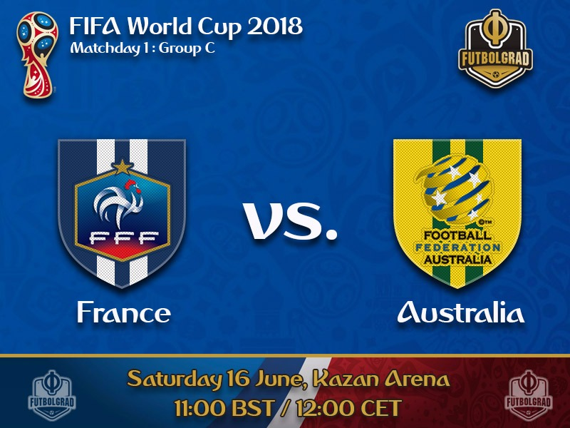 France look to set the tone against Australia