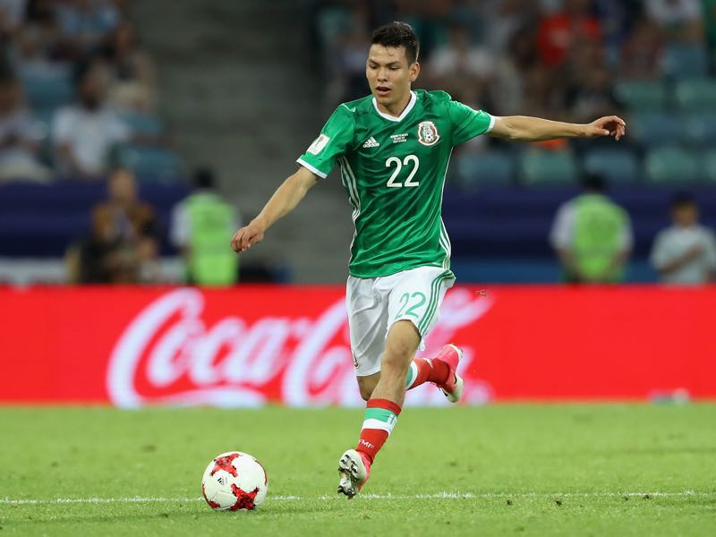 Hirving Lozano will be one of the players to watch in Group F (Photo by Alexander Hassenstein/Bongarts/Getty Images)