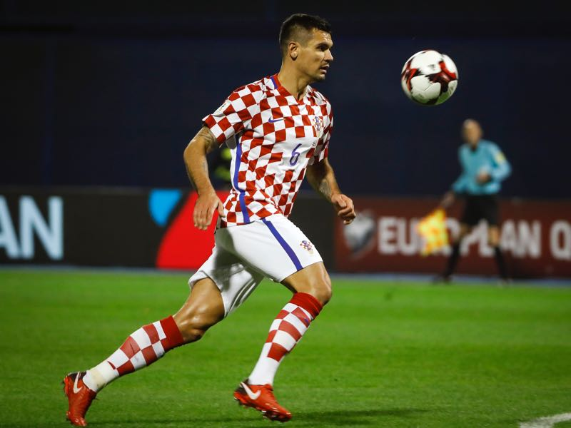 Dejan Lovren is often criticized by fans of Croatia and Liverpool (Photo by Srdjan Stevanovic/Getty Images)