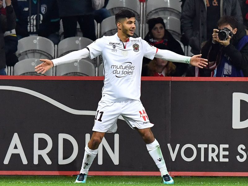 OGC Nice and Tunisia midfielder Bassem Srarfi could be a break out star in Group G (DENIS CHARLET/AFP/Getty Images)