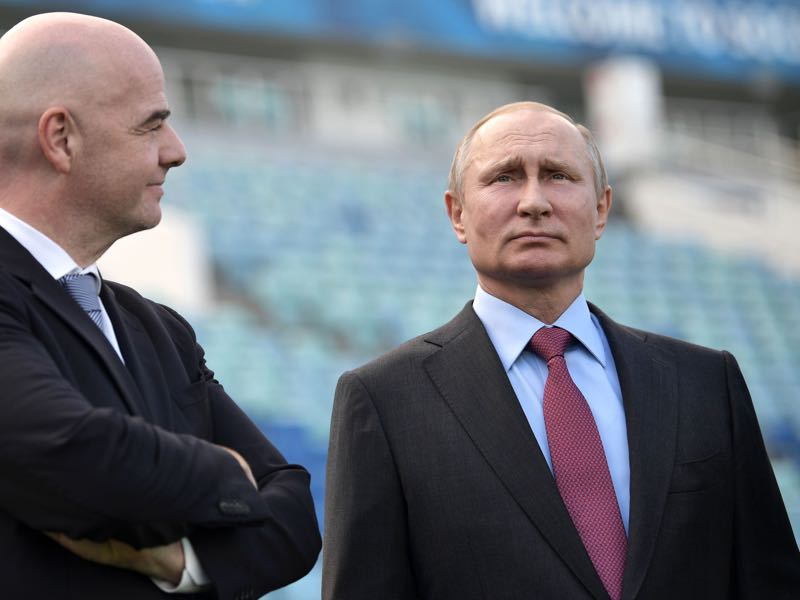 The fans have even pleaded with the likes of President Vladimir Putin in order to stop Dinamo St. Petersburg's move to Sochi Dinamo St. Petersburg will find some excellent facilities in Sochi (MLADEN ANTONOV/AFP/Getty Images)