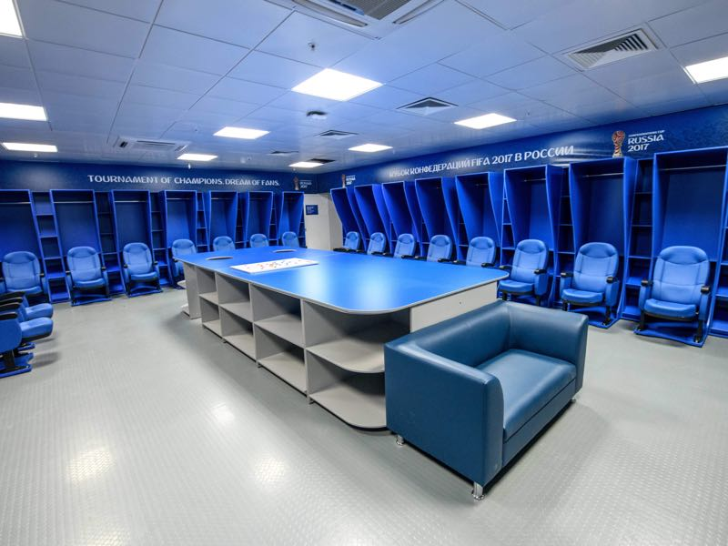 Dinamo St. Petersburg will find some excellent facilities in Sochi (MLADEN ANTONOV/AFP/Getty Images)