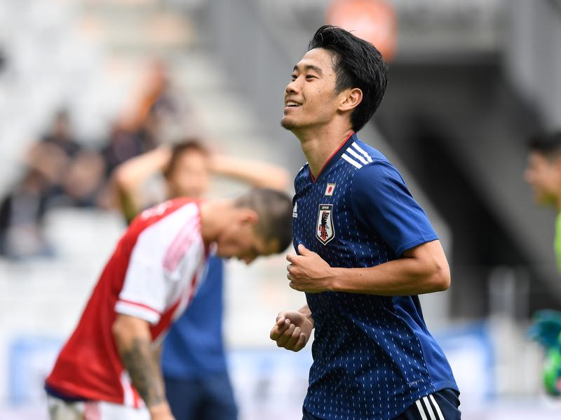 When fit Shinji Kagawa has been excellent for Dortmund this season (Photo by Masahiro Ura/Getty Images)