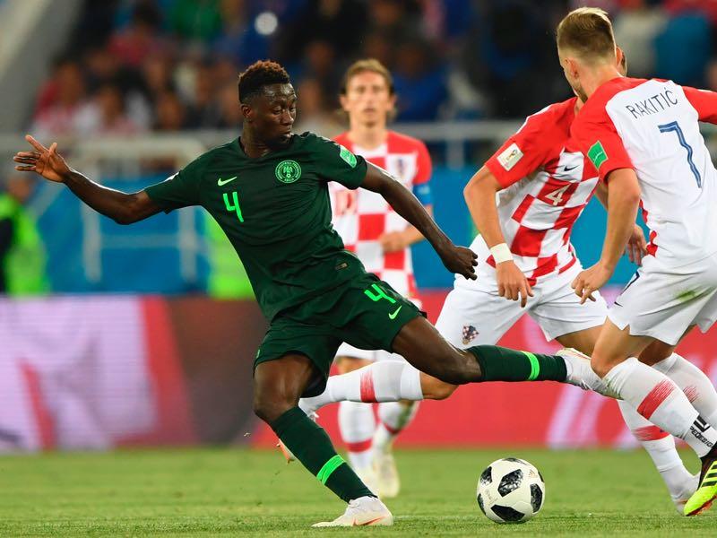 Wilfred Ndidi will be Nigeria's key player (Photo by OZAN KOSE / AFP)