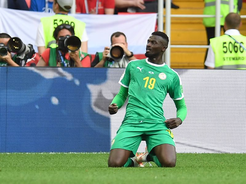 M'Baye Niang scored the game winner for Senegal on matchday 1 (Photo by Patrik STOLLARZ / AFP)