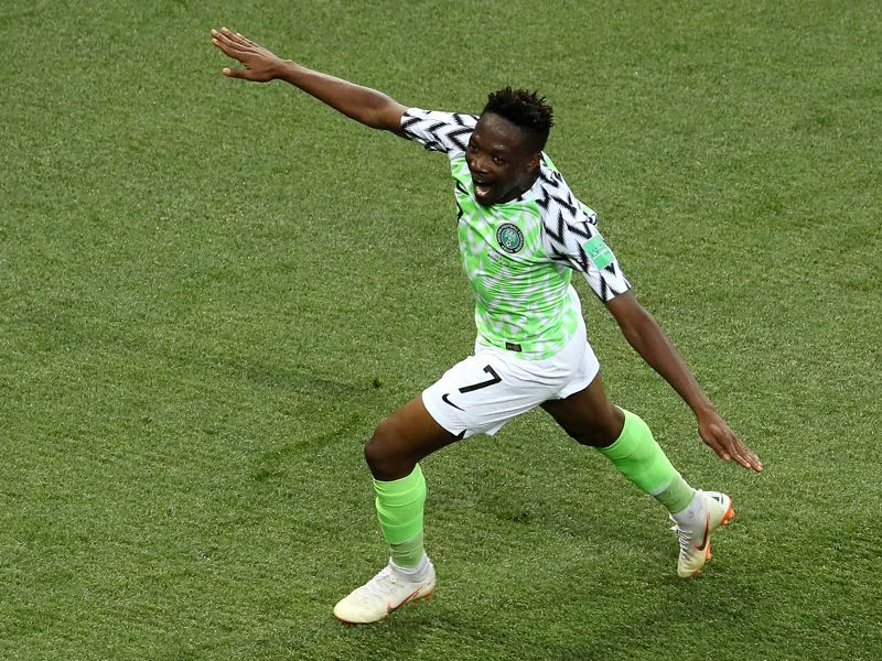 Ahmed Musa will be looking for a new club (Photo by Kevin C. Cox/Getty Images)
