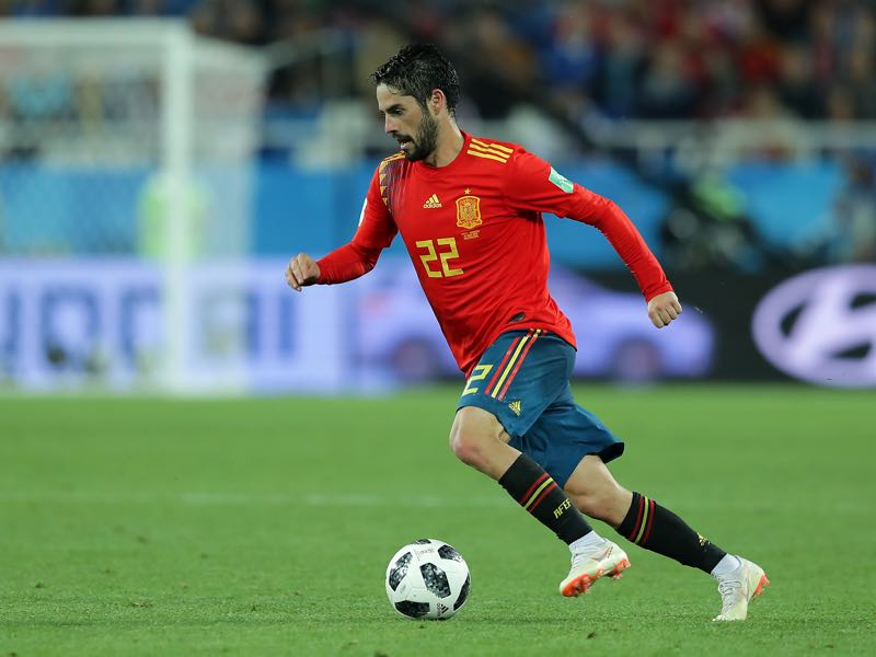 Isco will be Spain's key player (Photo by Richard Heathcote/Getty Images)
