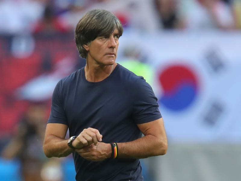 After South Korea vs Germany does Joachim Löw still have a future with die Mannschaft? (Photo by Alexander Hassenstein/Getty Images, )