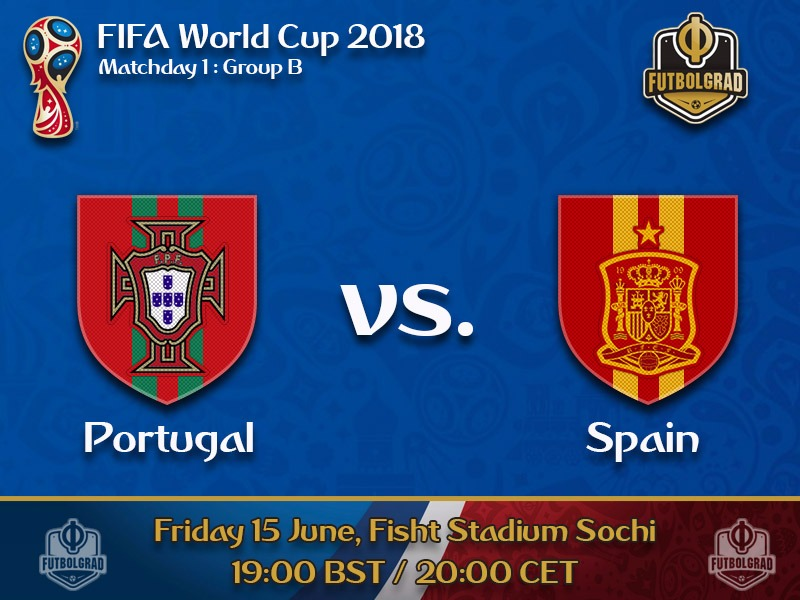 Portugal and Spain to battle for supremacy in Group B