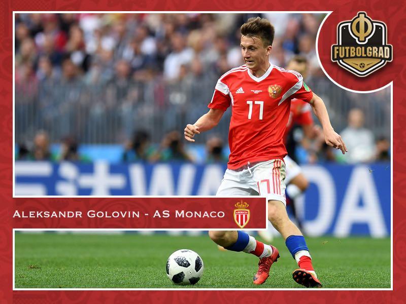Aleksandr Golovin – Betting his future development on Monaco