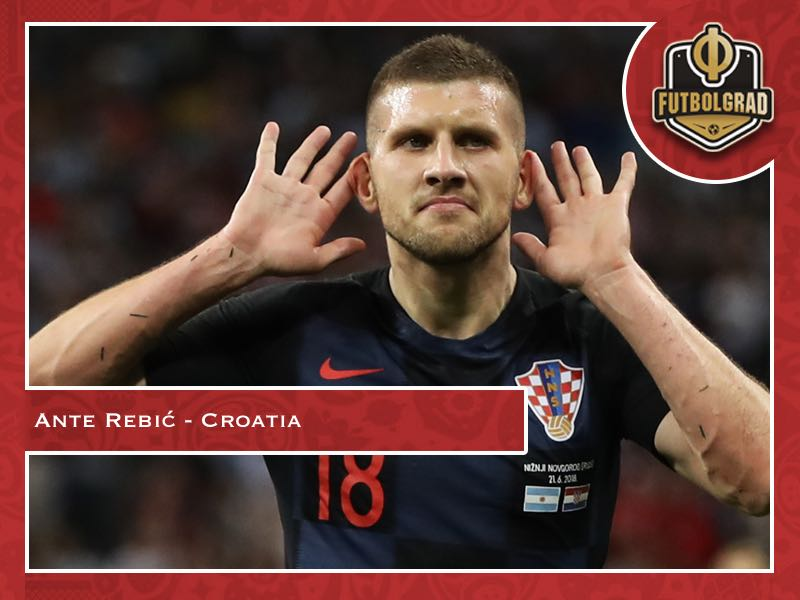 Ante Rebić – Croatia's unsung World Cup hero