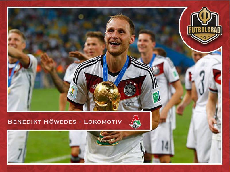 Benedikt Höwedes – A World Cup winner for Lokomotiv