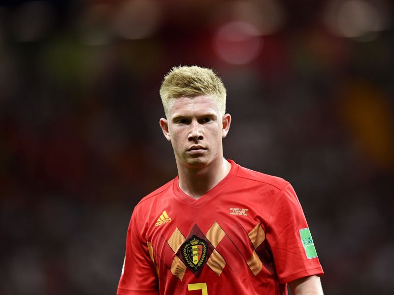Their has been plenty of talk about Kevin de Bruyne's best position for the Belgium national team (Photo by Carl Court/Getty Images)