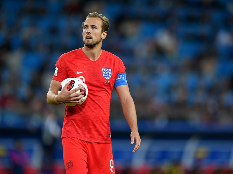 Harry Kane scored six goals in six World Cup matches and is the natural leader for England going into the UEFA Nations League A Group 4 (Photo by Dan Mullan/Getty Images)