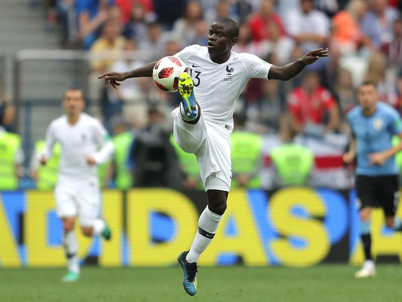 N'Golo Kanté will be Belgium's key player (Photo by Richard Heathcote/Getty Images)