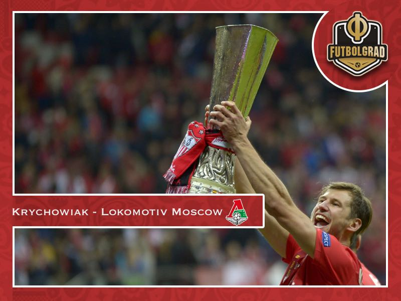 Grzegorz Krychowiak – Lokomotiv's new midfield engine introduced