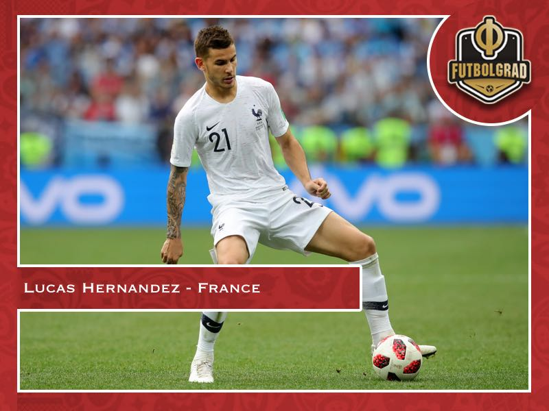Lucas Hernandez – France's unsung World Cup hero