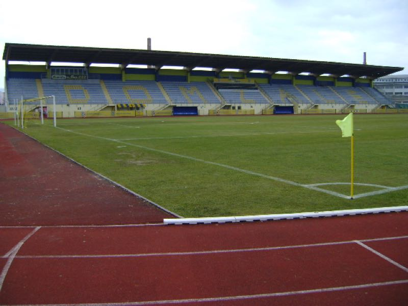Domzale vs Ufa will take place at the Sportni Park in Domzale