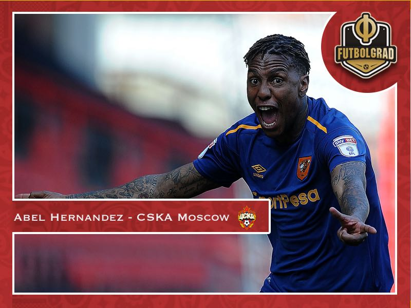 Abel Hernandez – Much needed reinforcement for CSKA