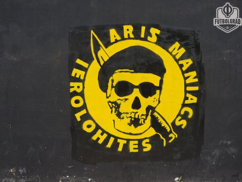 Aris Maniacs (Manuel Veth/Futbolgrad Network)