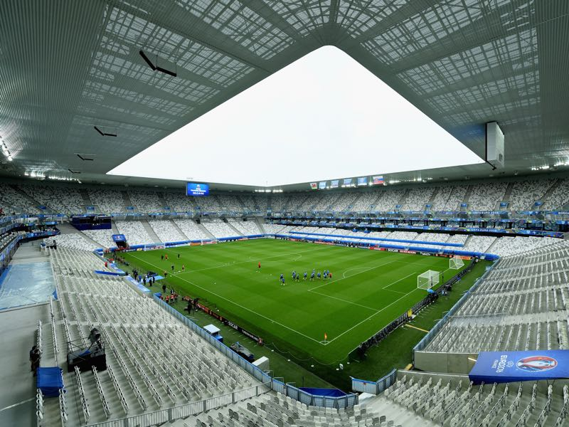Bordeaux vs Mariupol will take place at the Stade de Bordeaux (Photo by Dennis Grombkowski/Getty Images)